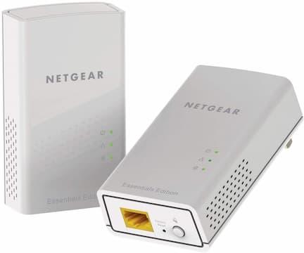 PLC netgear